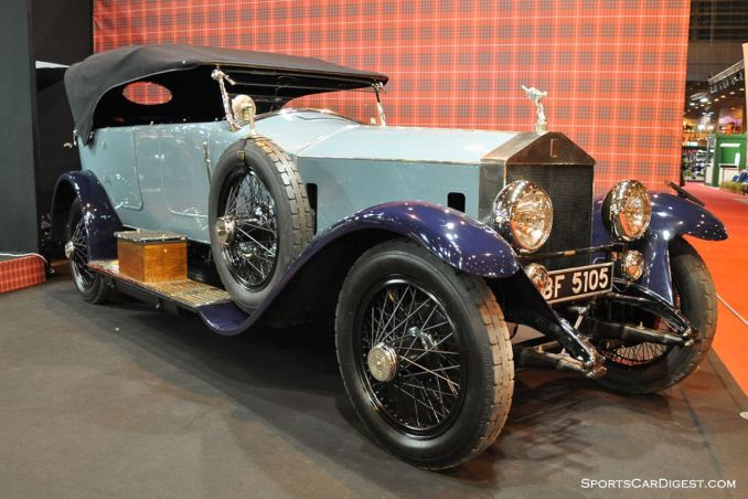Rolls-Royce Silver Ghost Tourer by Million Guiet – 1924