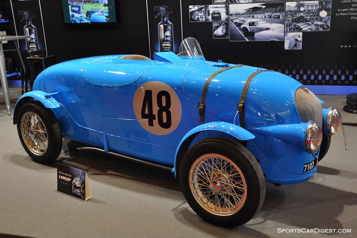 Simca Gordini Cinq Le Mans – 1939 - Retromobile 2015
