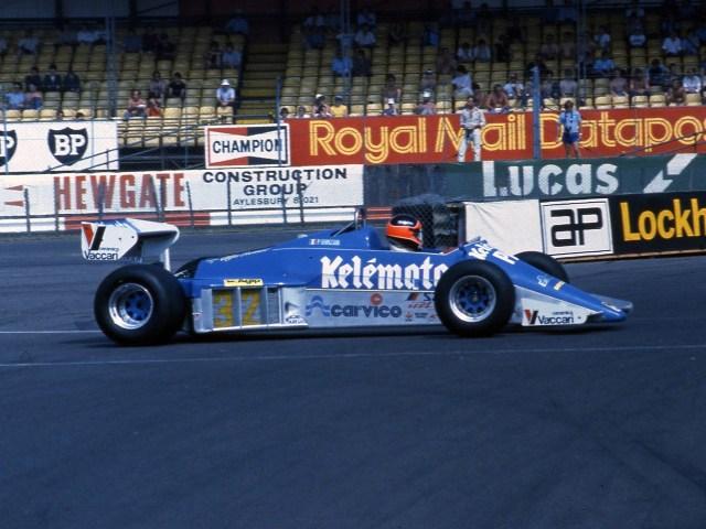 Osella FA1E F1 1983