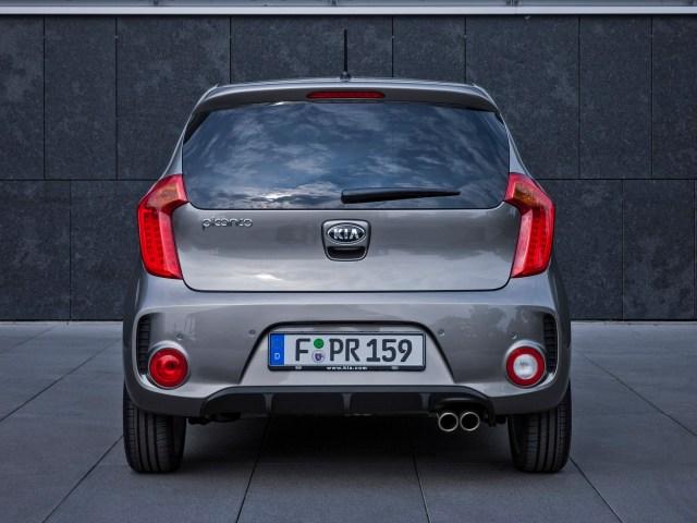 Kia Picanto Sport Pack 5 Door 2015