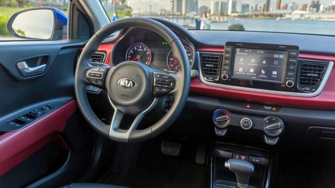 2018 Kia Rio Sedan