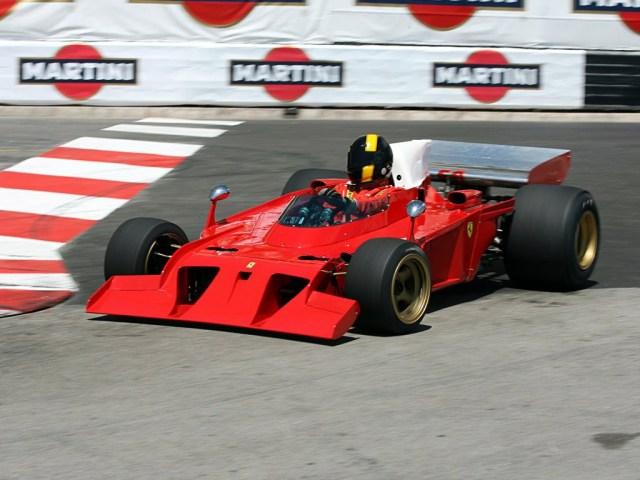 Ferrari 312 B3 F12 1974