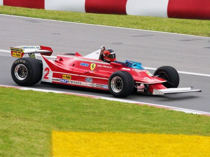 Ferrari 312 F12 T5 1980