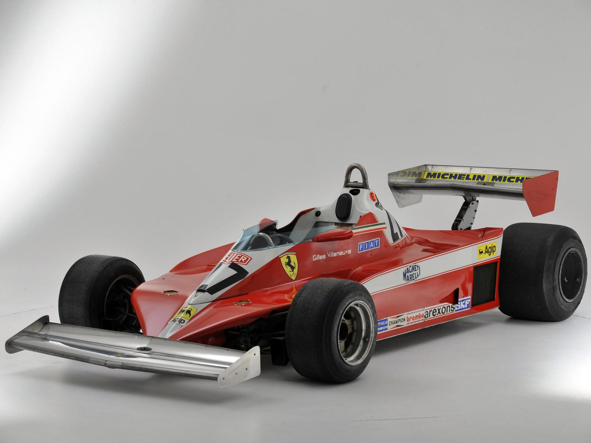 Ferrari 312 T3 F12 F1 1978