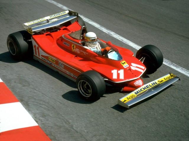 Ferrari 312 T4 F12 1979