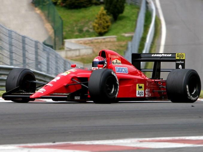 Ferrari 641 V12 1990