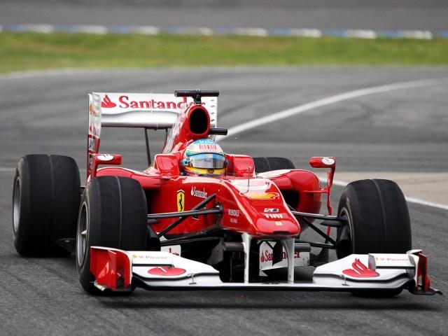 Ferrari F10 V8 2010