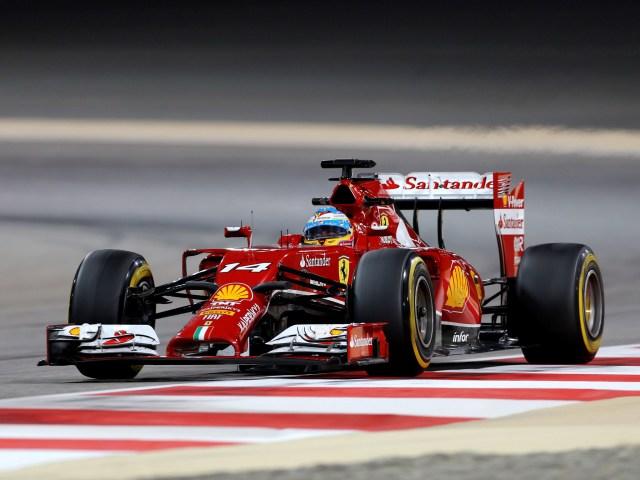 Ferrari F14 T 2014