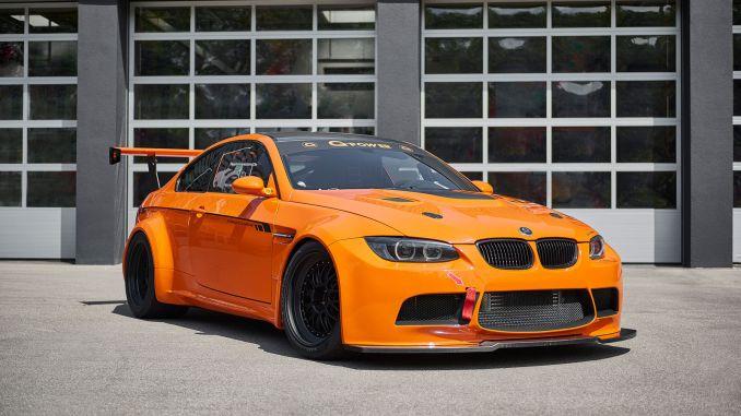 GPower BMW M3 GT2 S Hurricane