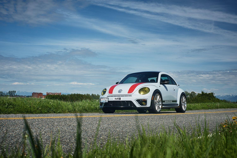 VW Beetle R H & R