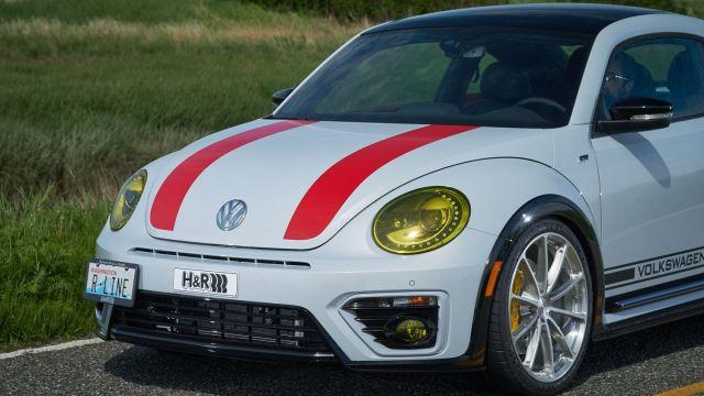 H&R Volkswagen Beetle R 2017