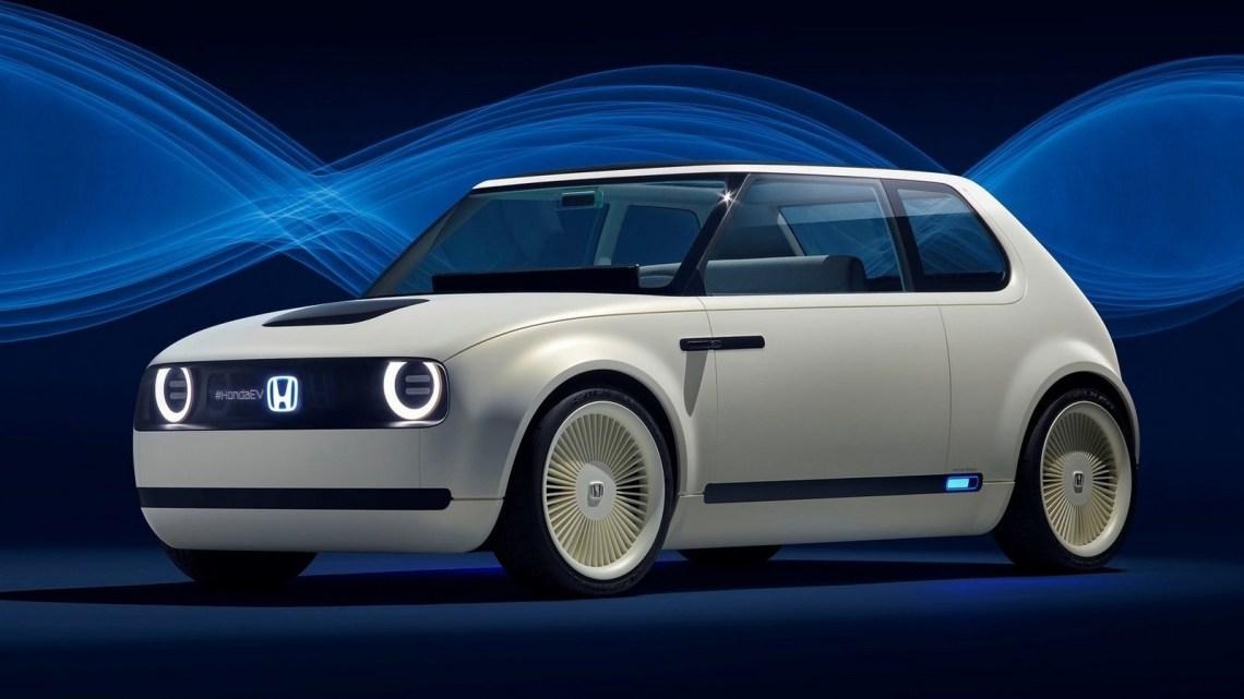 Honda Urban EV Concept 2017 – Le prototype électrique