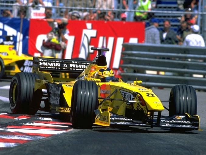 Jordan Grand Prix Mugen Honda V10 199 1999