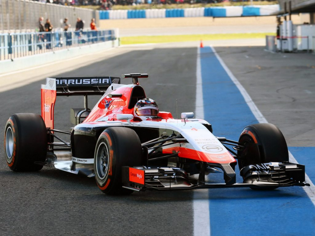 Marussia F1 Team MR03 2014