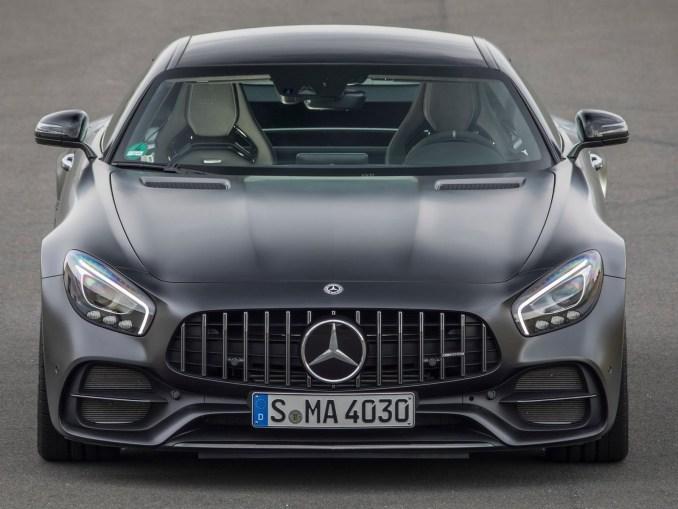 Mercedes AMG GTC Edition 50 2018