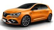 Renault Megane RS 2018: Moteur essence turbo 1,8 litre de 280 ch