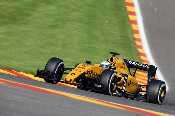 Renault Sport F1 Team RS16 2016