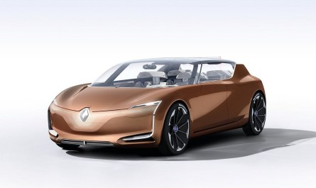 Renault Symbioz Concept 2017