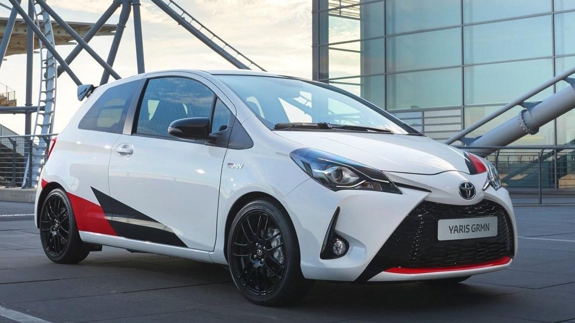 Toyota Yaris GRMN 2018 – Seulement 400 unités