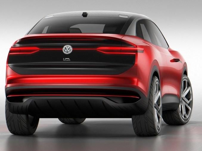 Volkswagen ID Crozz II Concept 2017