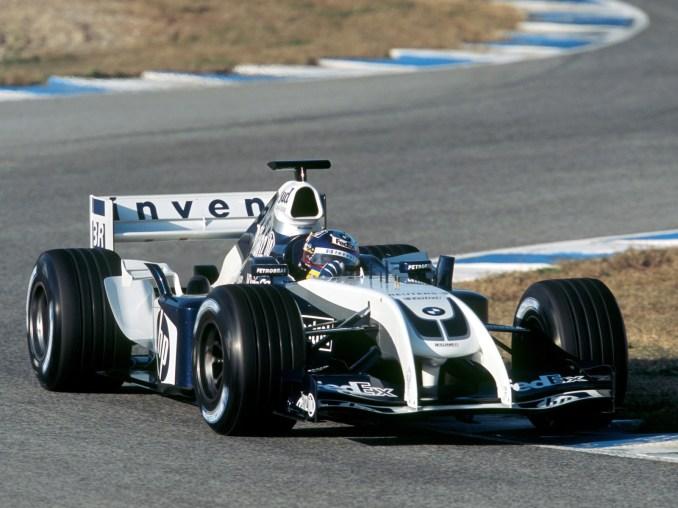 Williams BMW V10 FW26A 2004
