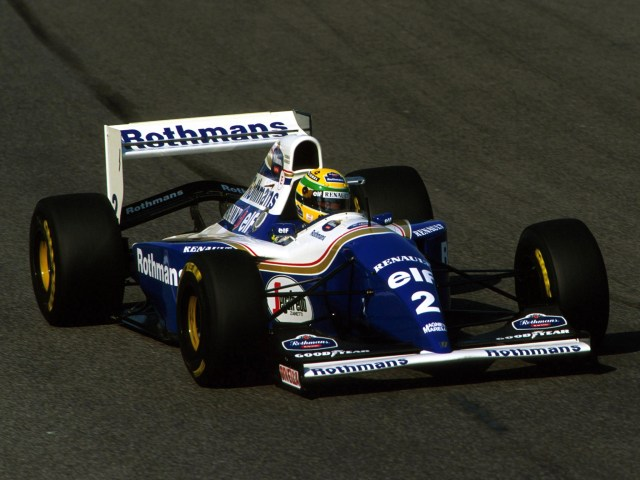 Williams Renault V10 FW16 1994