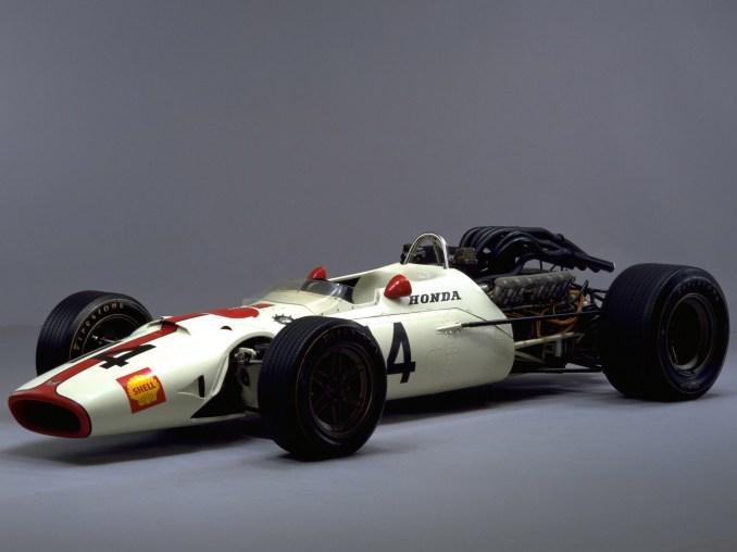 Honda F1 RA300 1967 a 68