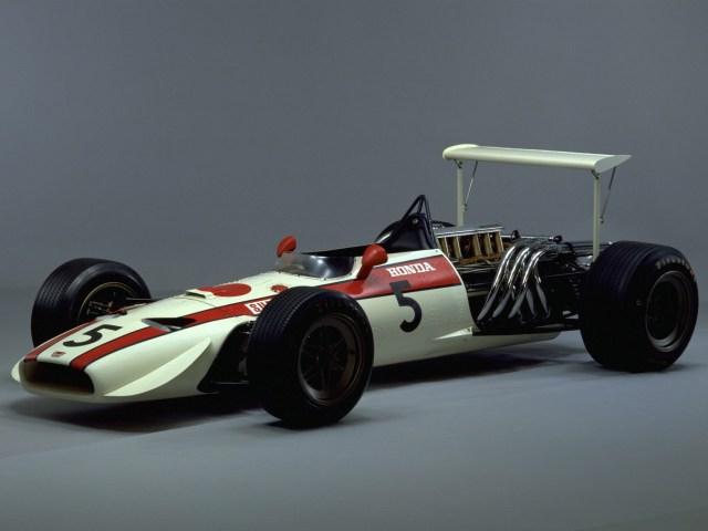 Honda F1 RA 301-1968