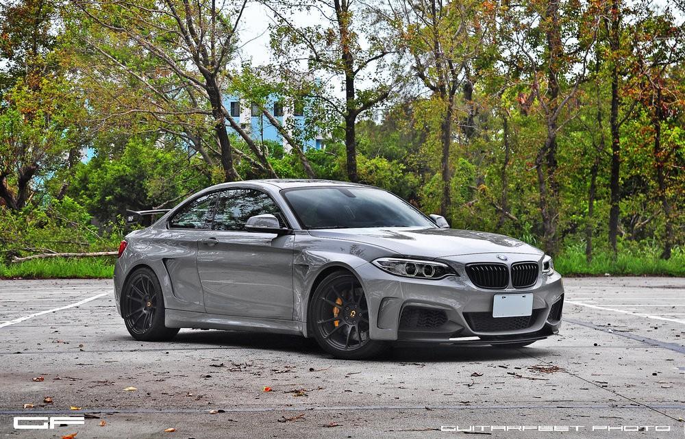Manhart BMW M235i 2017: Une performance et des améliorations esthétiques