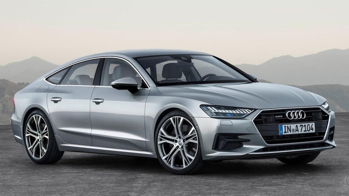 Audi A7 Sportback 2018 – Le style et la technologie au sommet