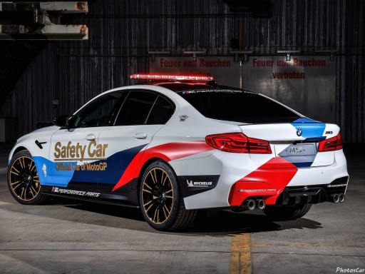 BMW M5 MotoGP Safety Car 2018