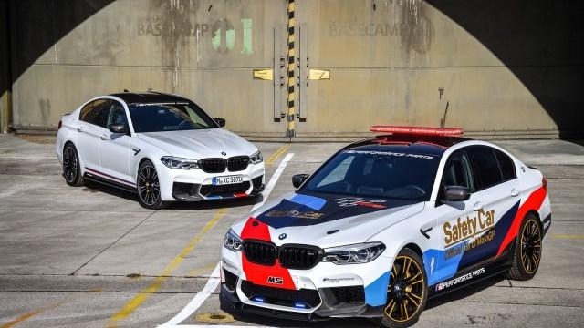 BMW M5 MotoGP Safety Car 2018