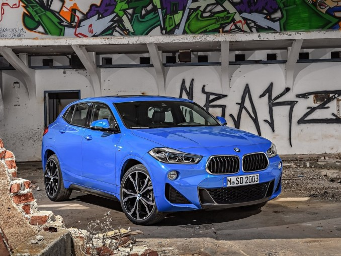 bmw x2 m sport 2019 son premier crossover m sport et m. Black Bedroom Furniture Sets. Home Design Ideas