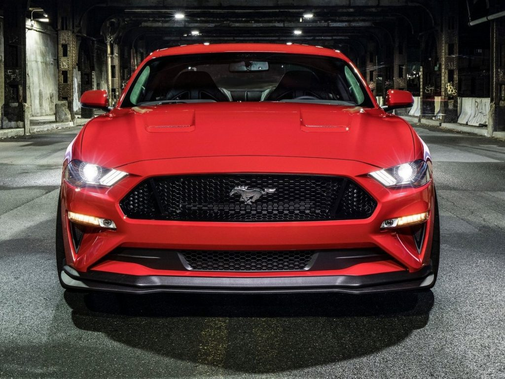 Ford Mustang GT Performance Pack Level 2 2018