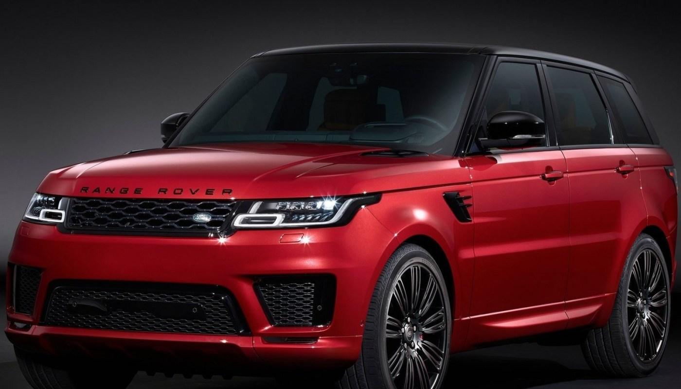 Land-Rover Range Rover Sport 2018