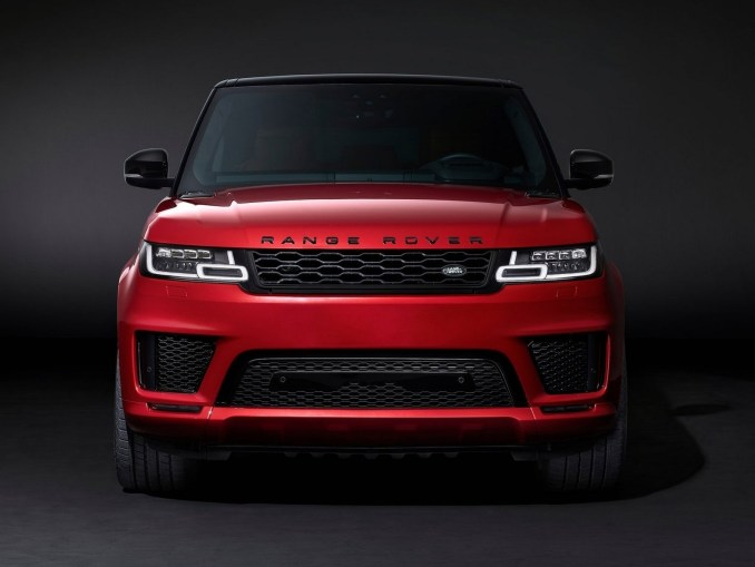 range rover sport 2018 nouveau visage et beaucoup de technologie. Black Bedroom Furniture Sets. Home Design Ideas