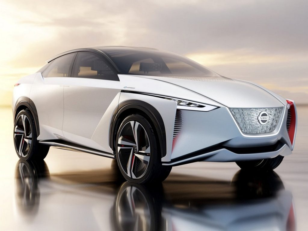 Nissan IMx Concept 2017