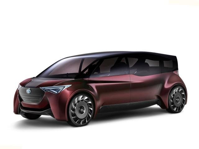 Toyota Fine Comfort Ride Concept 2017