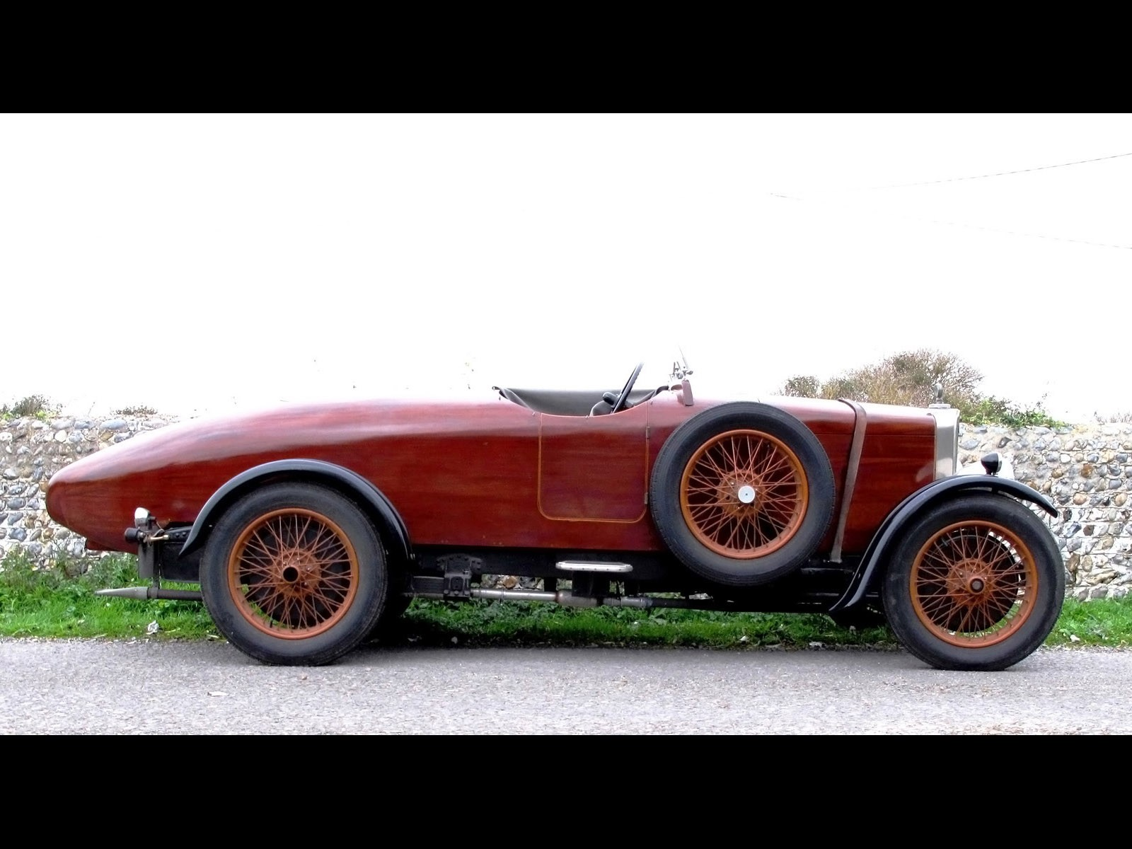 1932 Talbot 14-65 Boat Tail Tourer