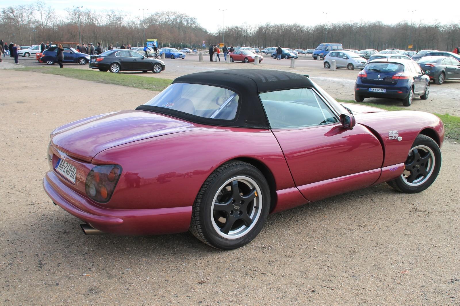 TVR Chimaera 500 2001