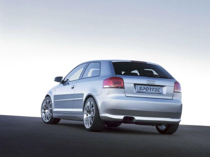 2007 Sportec Audi A3 8p