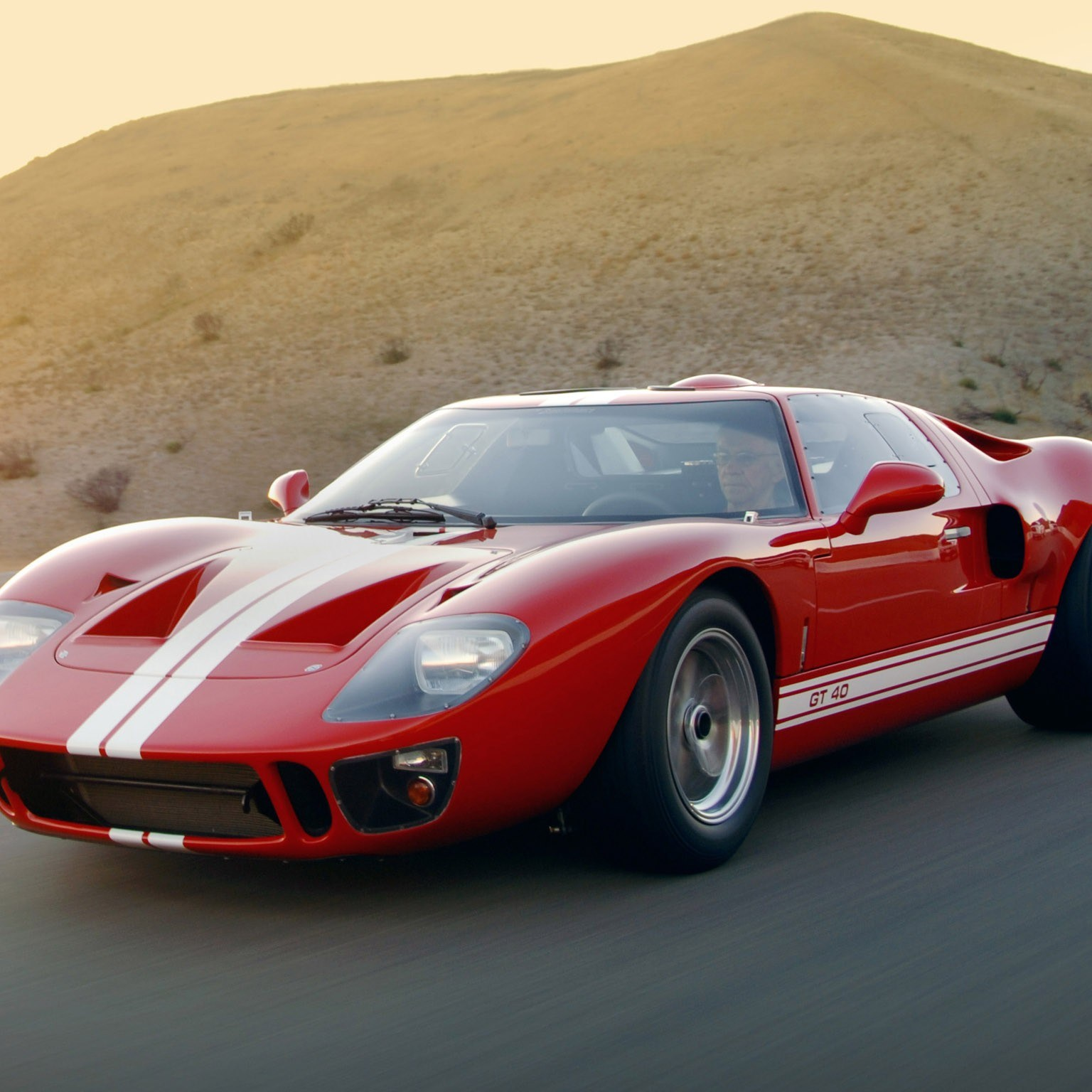 2007 superformance ford gt40