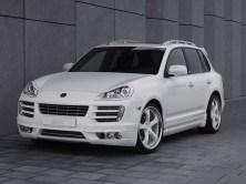 2009 Techart Porsche Cayenne Diesel