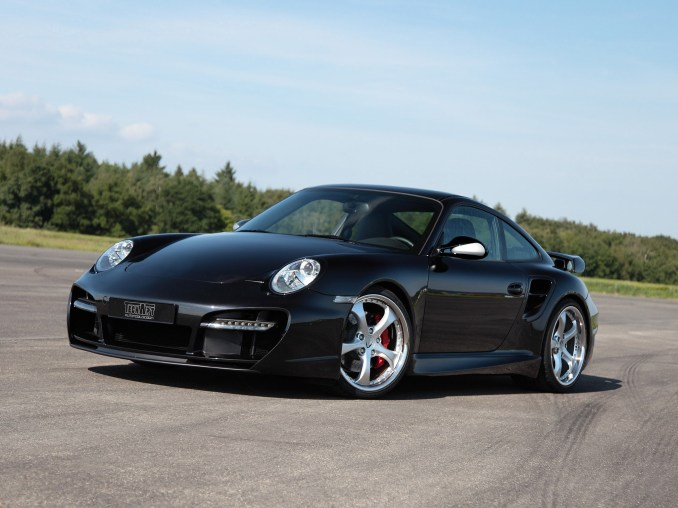 2010 Techart Porsche 911 Turbo Aerokit II