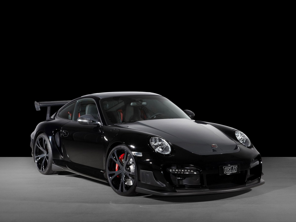 2010 Techart Porsche 911 Turbo GT Street R