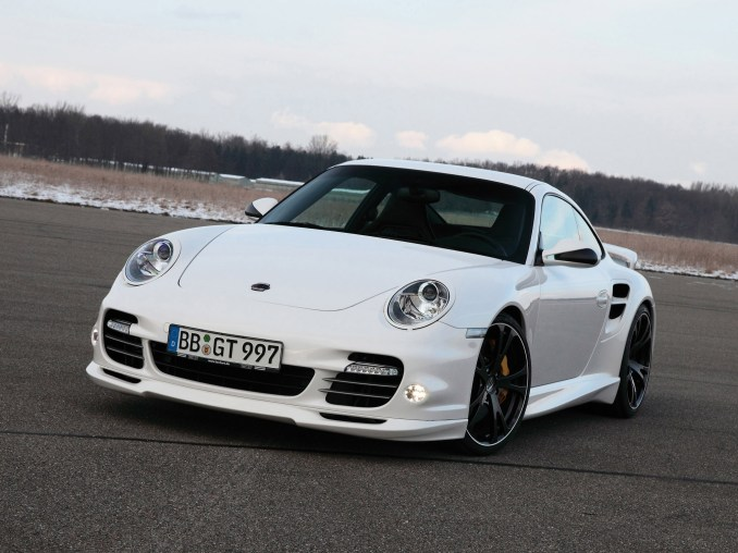 2010 Techart Porsche 911 Turbo S