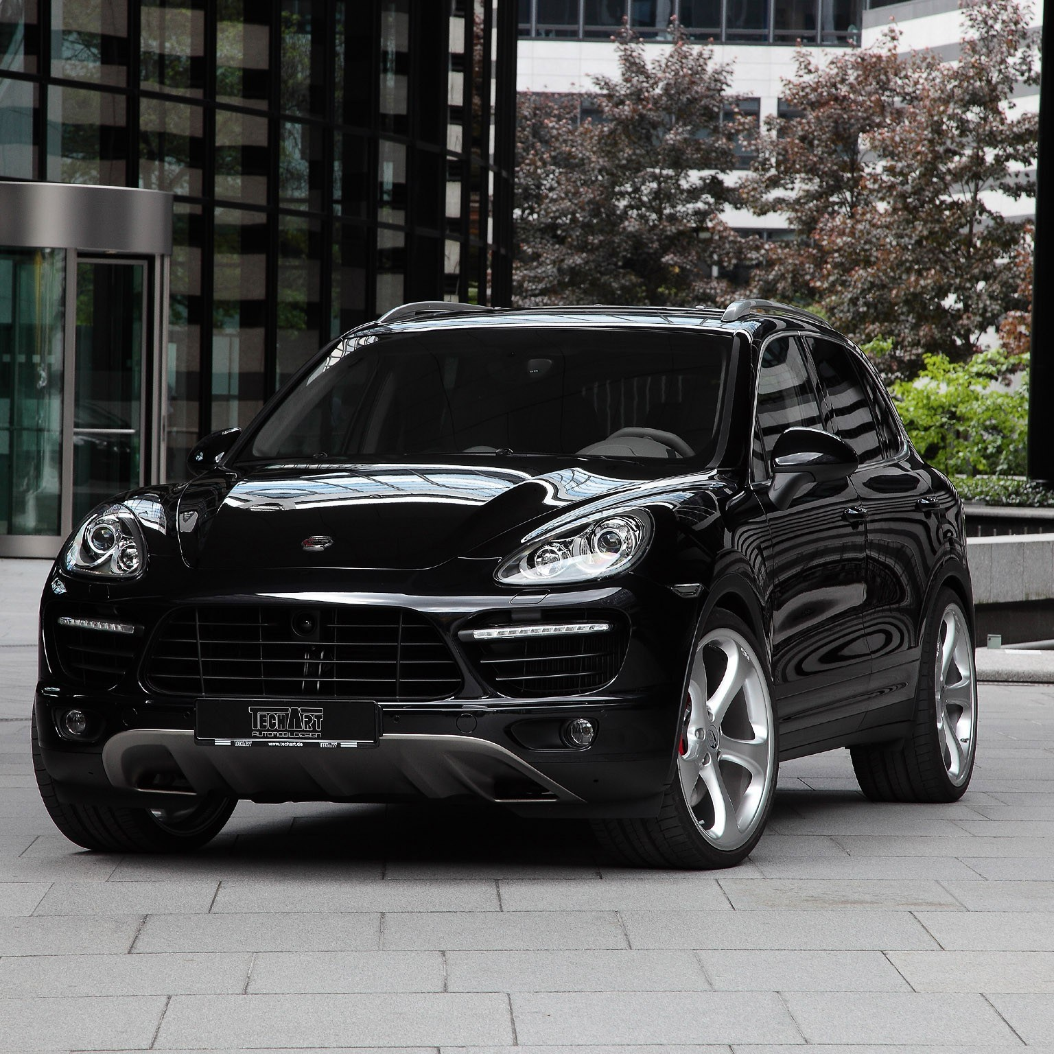 2010 Techart Porsche Cayenne
