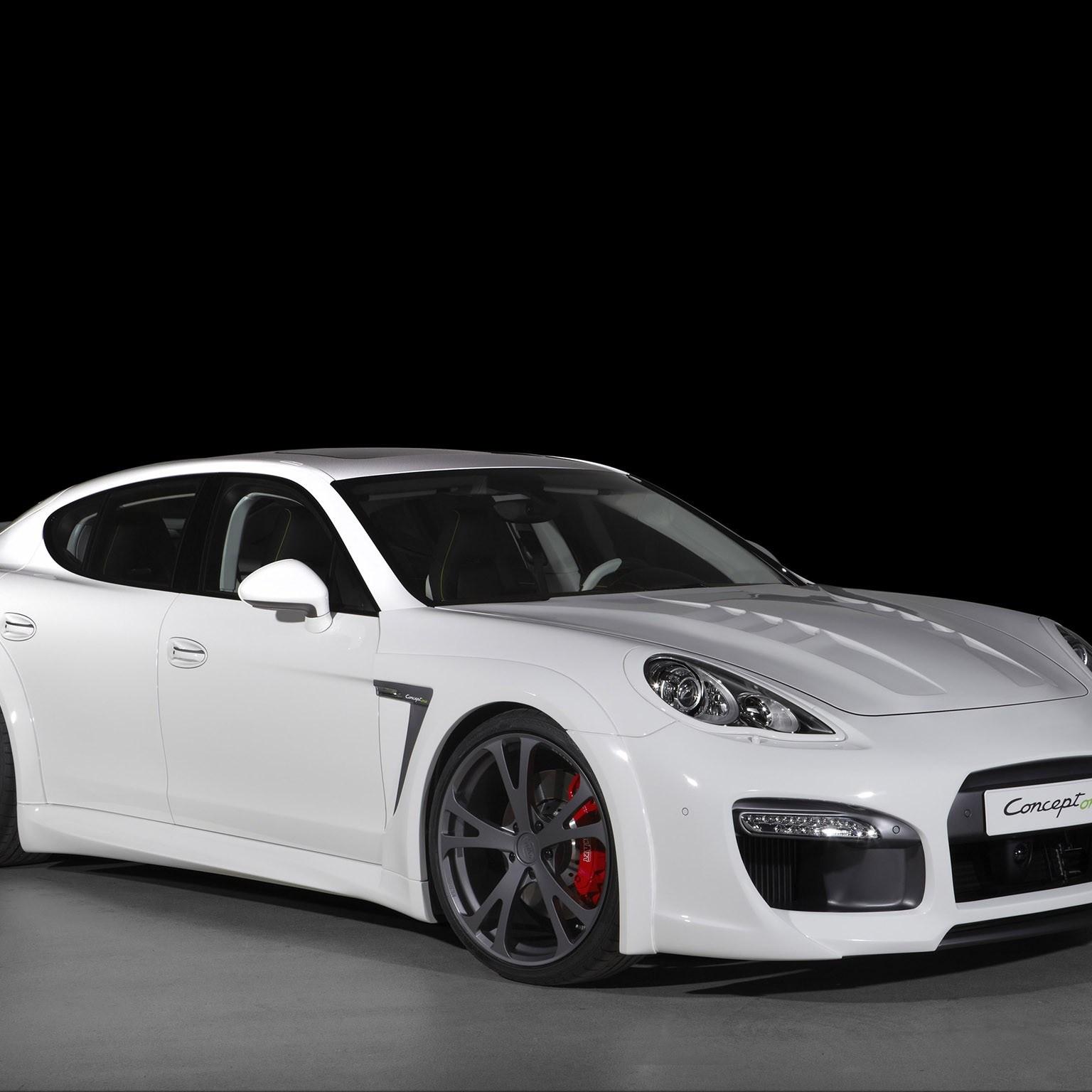 2010 Techart Porsche Panamera Concept One