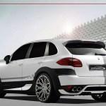 2011 Speedart Porsche Cayenne Titan EVO XL 600 958
