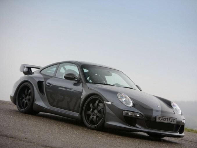 2011 Sportec Porsche 911 SPR1 FL